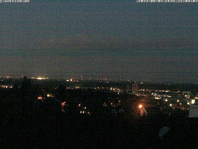 Neustadt an der Weinstraße Skyline Panorama
